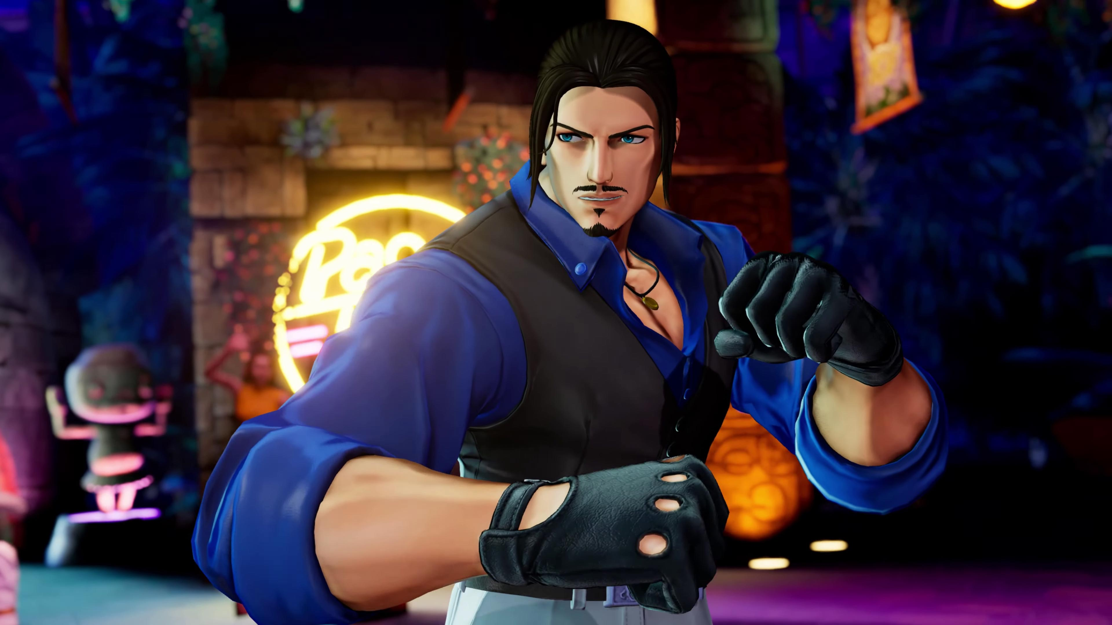 Robert and Ryo KOF15 reveal 2 out of 9 image gallery
