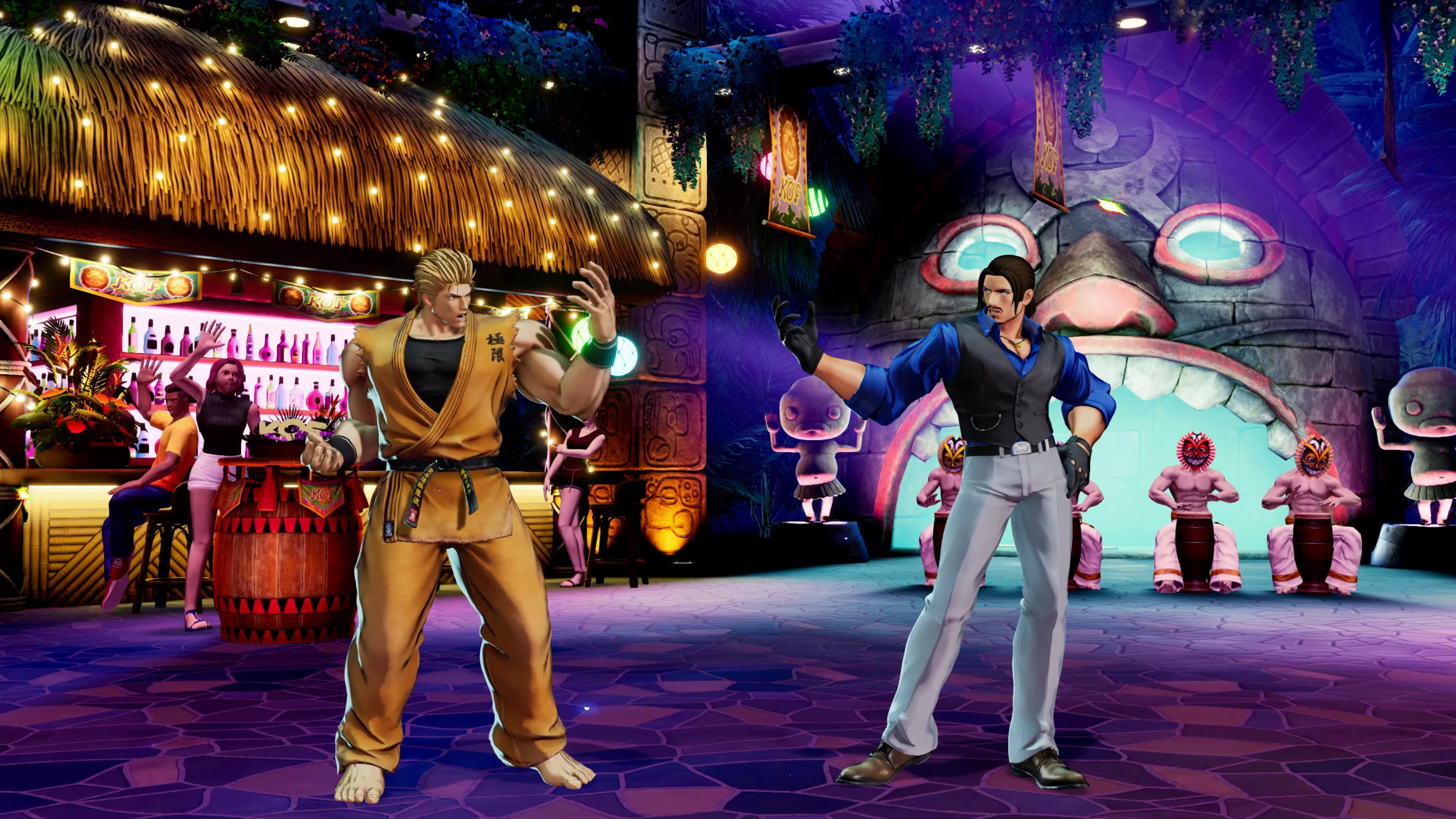 Robert and Ryo KOF15 reveal 3 out of 9 image gallery