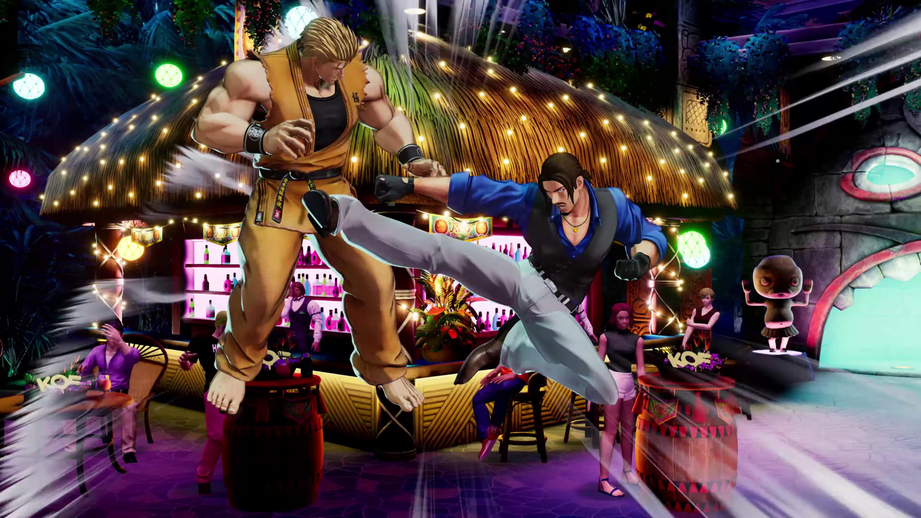 Robert and Ryo KOF15 reveal 5 out of 9 image gallery
