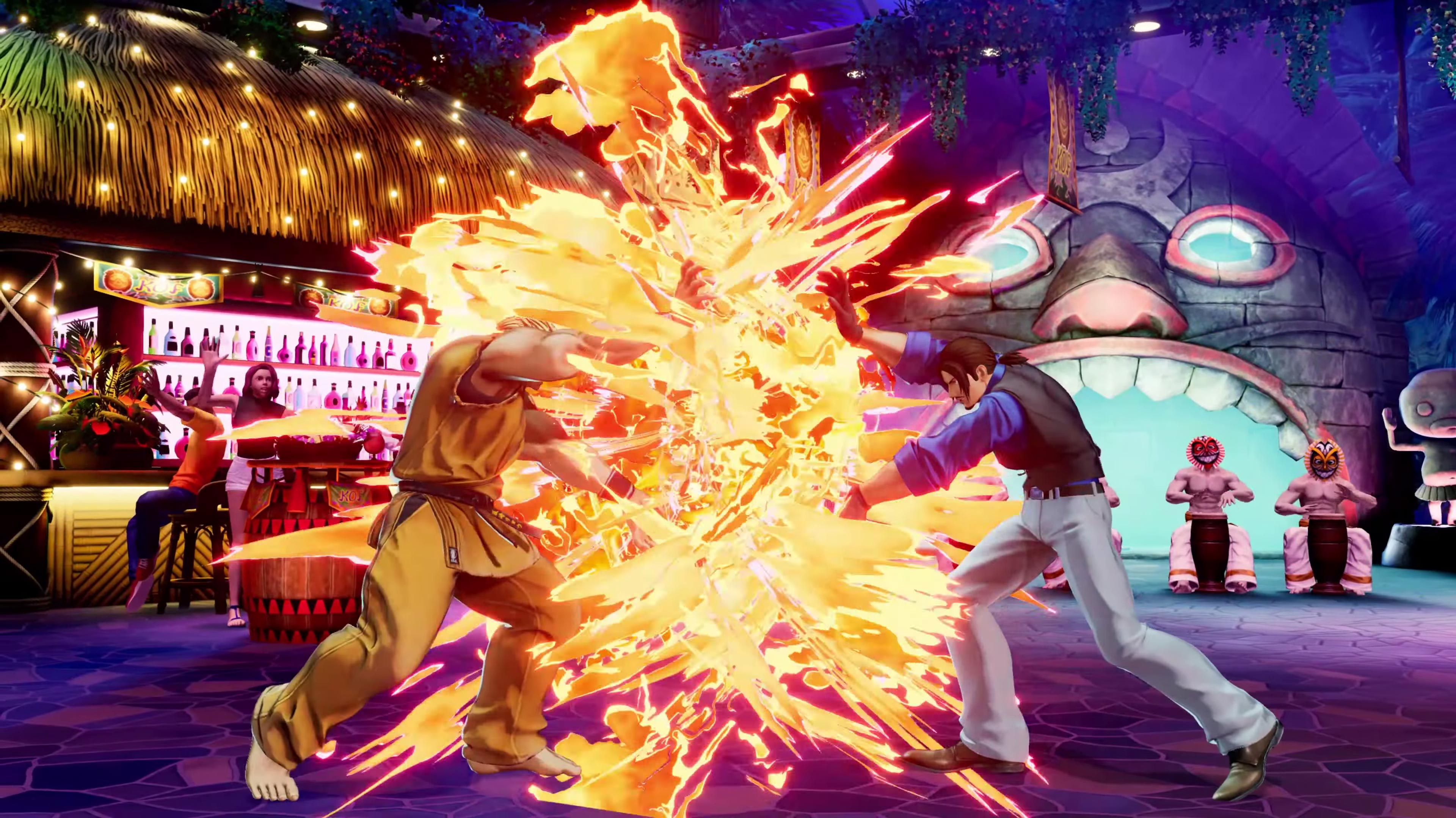 Robert and Ryo KOF15 reveal 6 out of 9 image gallery
