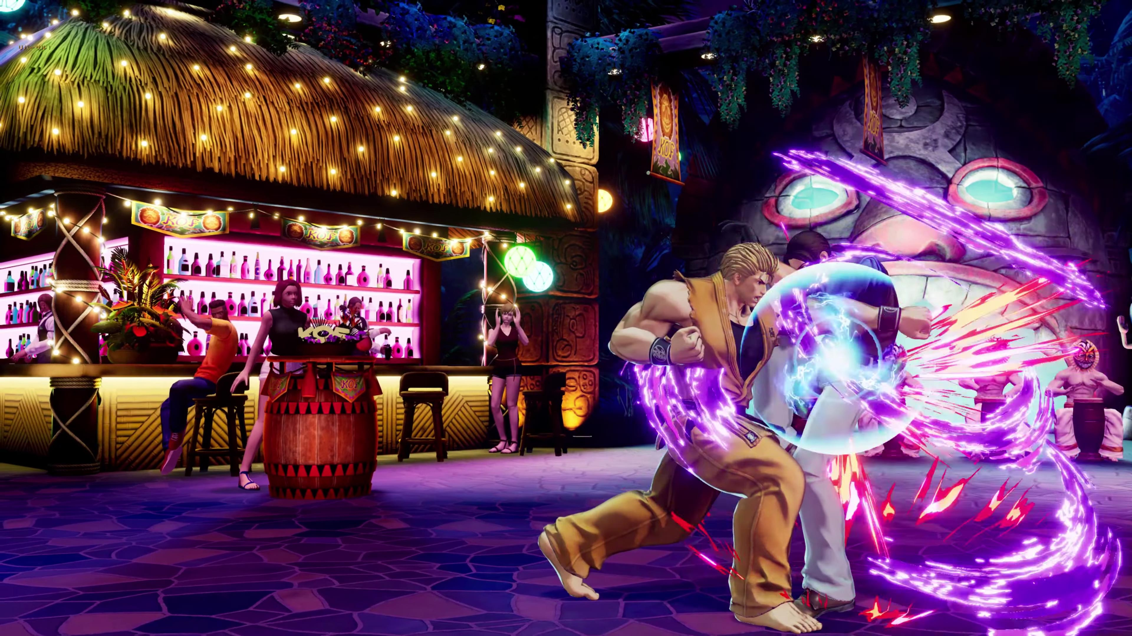 Robert and Ryo KOF15 reveal 8 out of 9 image gallery