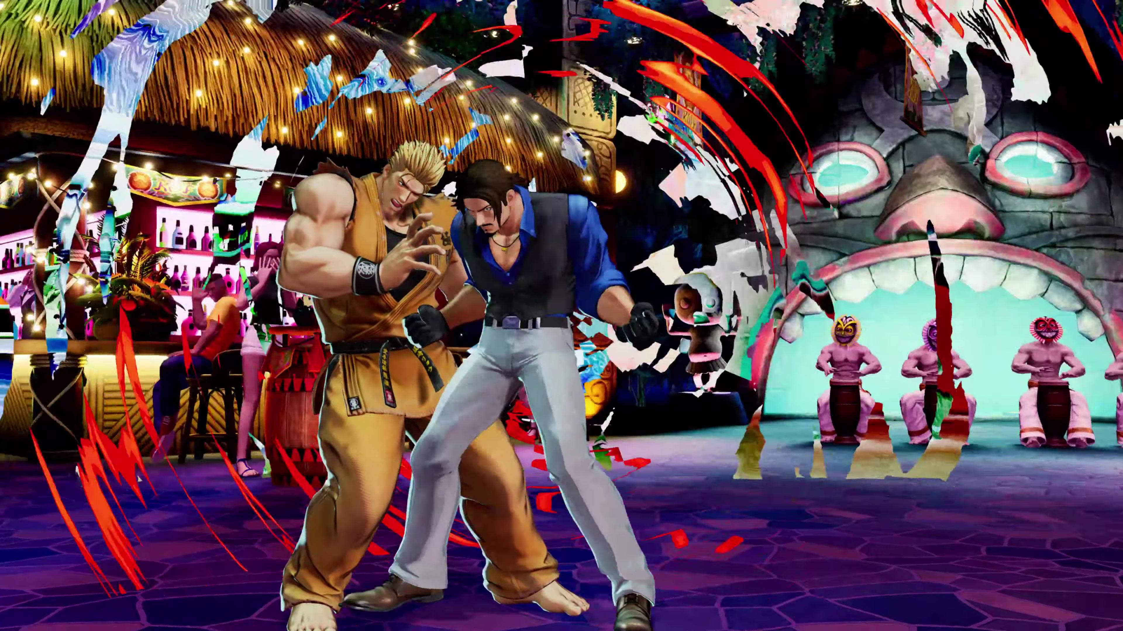 Robert and Ryo KOF15 reveal 9 out of 9 image gallery