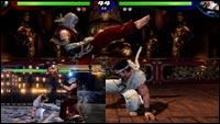 Virtua Fighter 5 graphics comparison image #2