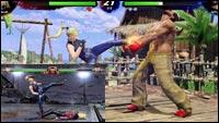 Virtua Fighter 5 graphics comparison image #3