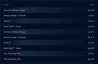 FGC Arcade EVO Edition Schedule image #1