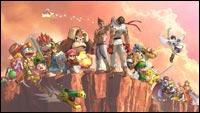 Kazuya Smash Bros artwork image #1
