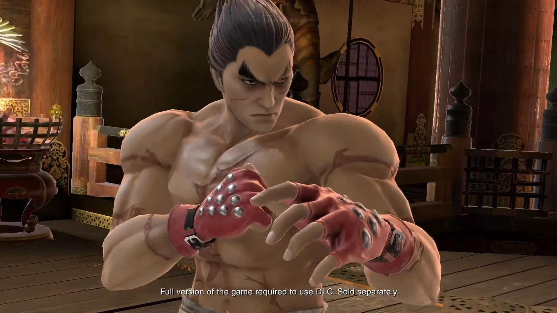 Kazuya in Super Smash Bros. Ultimate 2 out of 6 image gallery