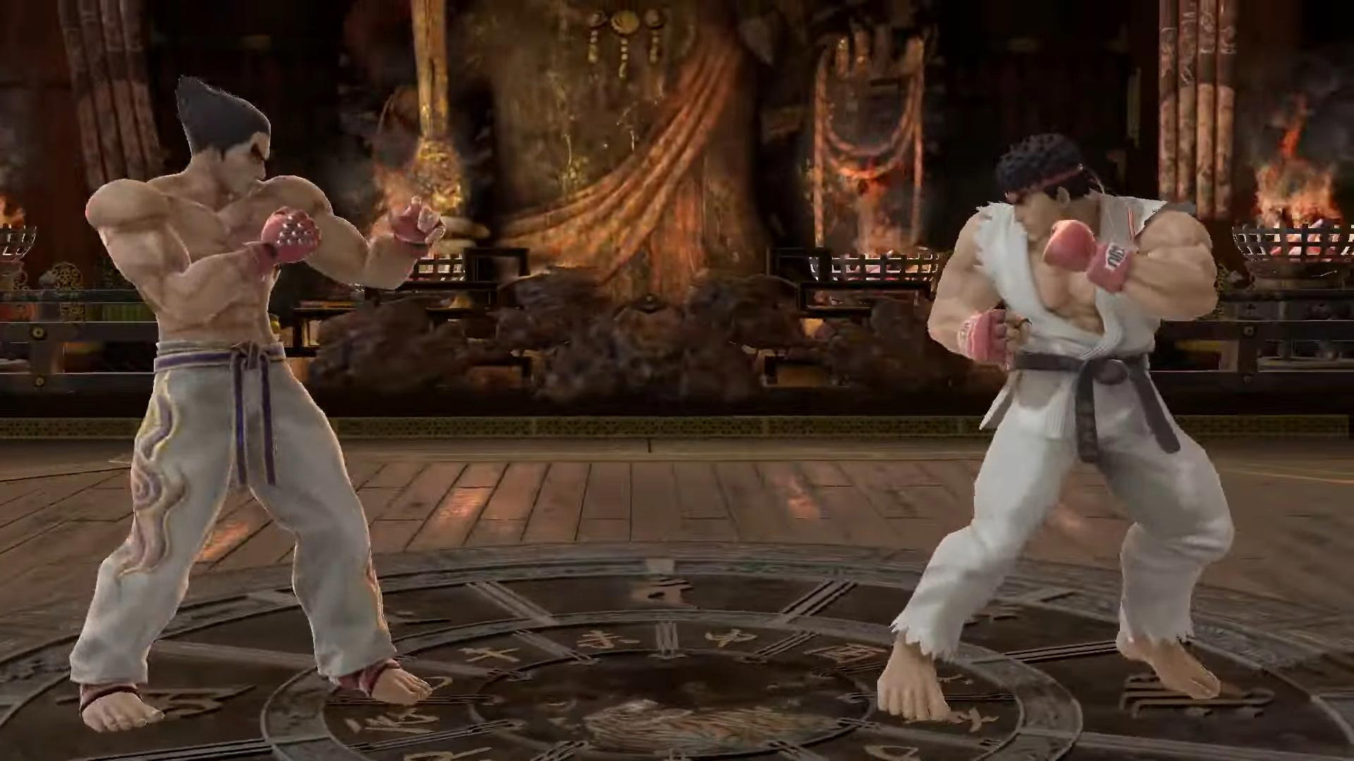 Kazuya in Super Smash Bros. Ultimate 3 out of 6 image gallery