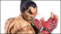 Kazuya Smash Portraits image #1