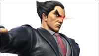 Kazuya Smash Portraits image #2