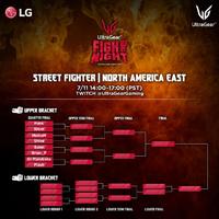 LG UltraGear Fight Night Street Fighter Event Schedule image #2