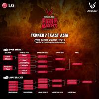 LG UltraGear Fight Night Tekken Event Schedule image #3