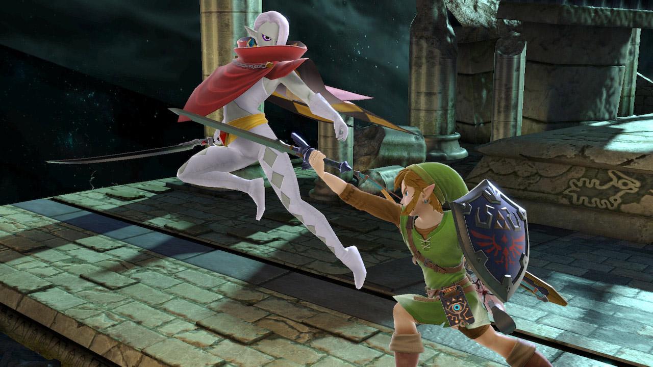 Skyward Sword SSBU 3 out of 4 image gallery