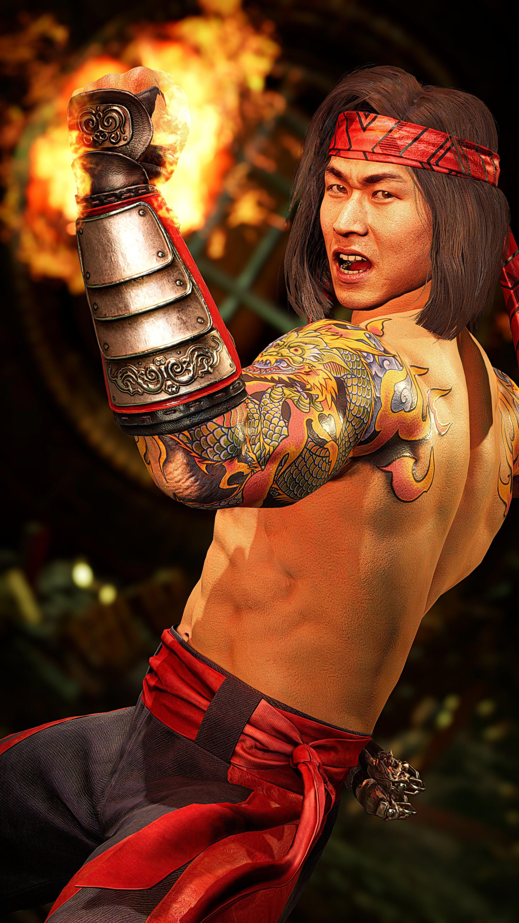 Liu Kang and Kotal Kahn rock their body paint and ink in Mortal Kombat 11 Ultimate 1 out of 8 image gallery