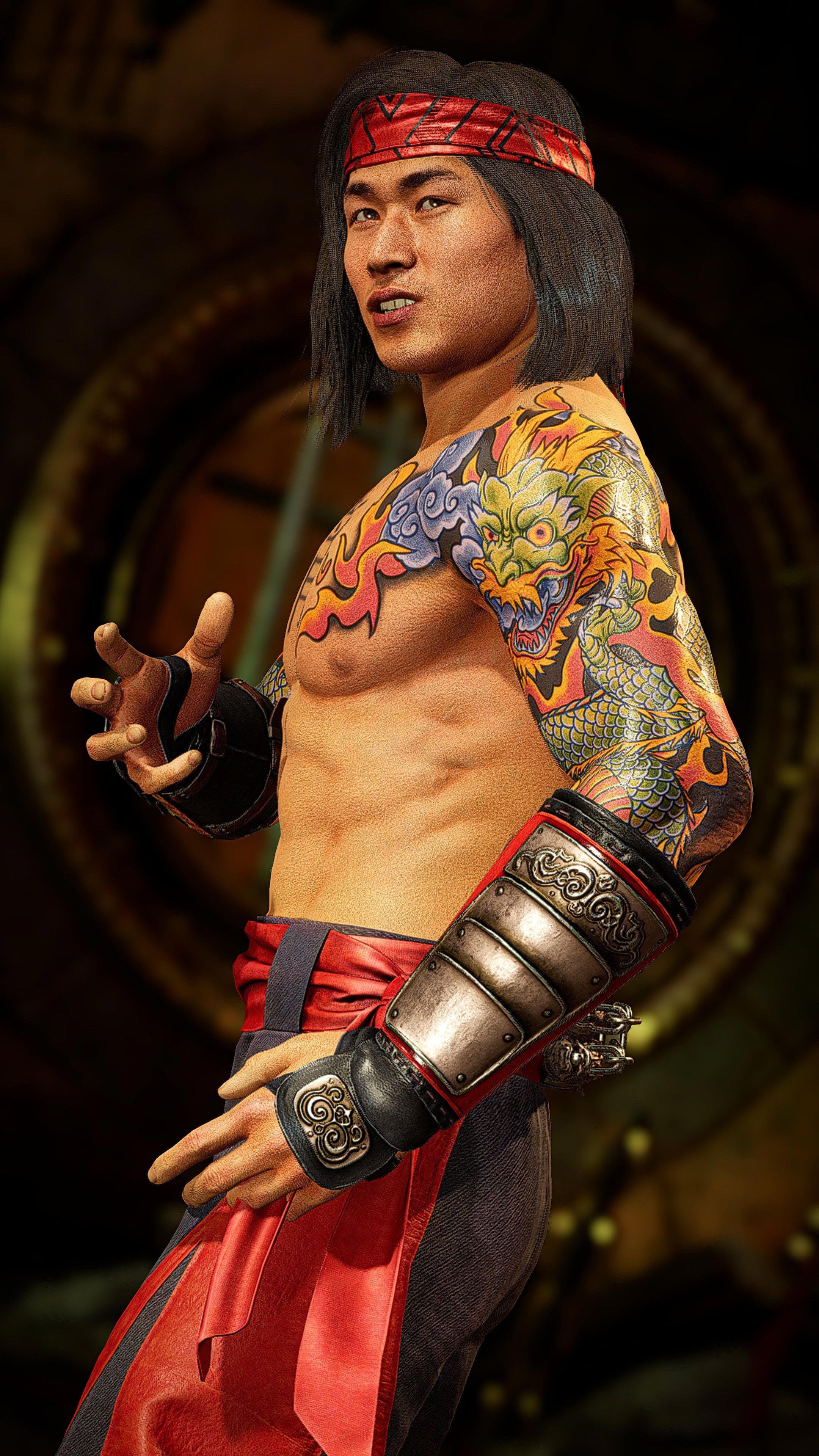 Liu Kang and Kotal Kahn rock their body paint and ink in Mortal Kombat 11 Ultimate 3 out of 8 image gallery