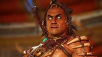 Liu Kang and Kotal Kahn rock their body paint and ink in Mortal Kombat 11 Ultimate  out of 8 image gallery