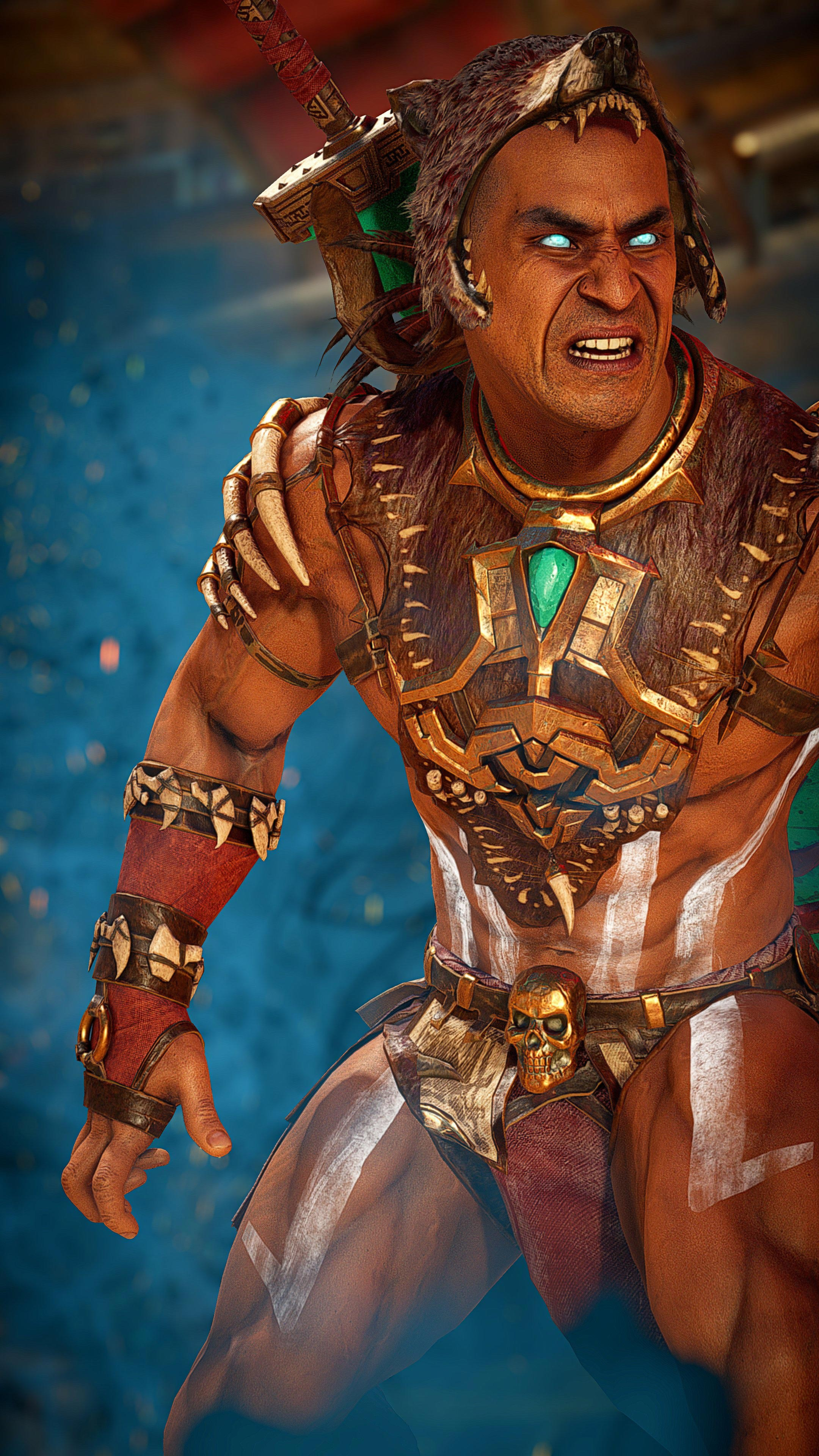 Liu Kang and Kotal Kahn rock their body paint and ink in Mortal Kombat 11 Ultimate 7 out of 8 image gallery