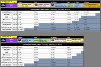 EVO 2021 Event Schedule image #2