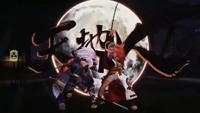 Галерея трейлерів самураїв Shodown Baiken Фото #8