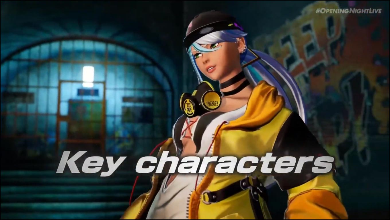King of Fighters 15 reveals 3 out of 12 image gallery