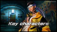 King of Fighters 15 reveals image #3