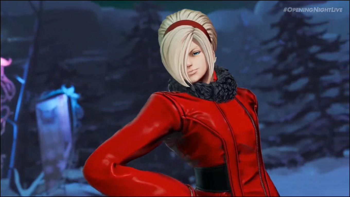 King of Fighters 15 reveals 7 out of 12 image gallery