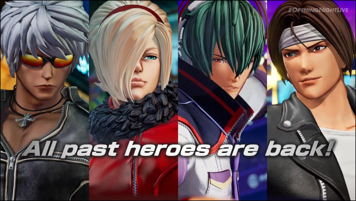 King of Fighters 15 reveals 8 out of 12 image gallery