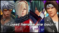 King of Fighters 15 reveals image #8