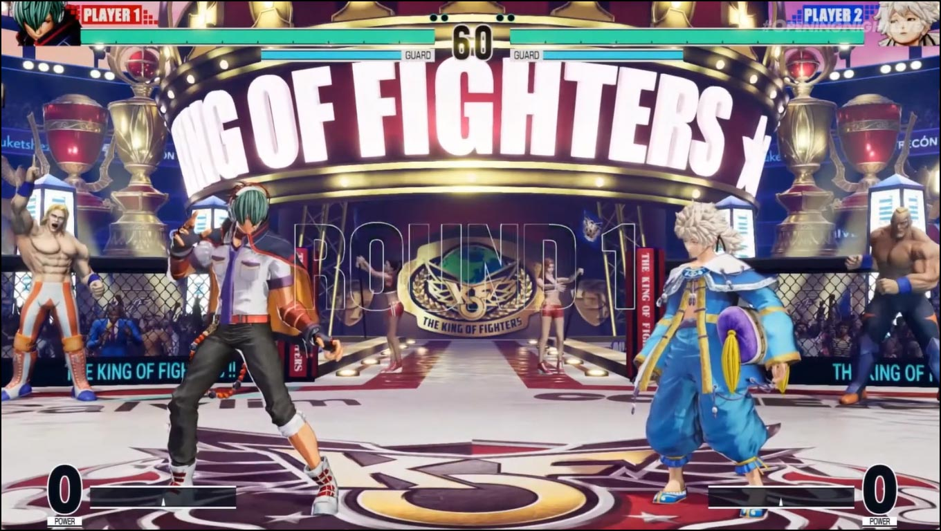 King of Fighters 15 reveals 9 out of 12 image gallery