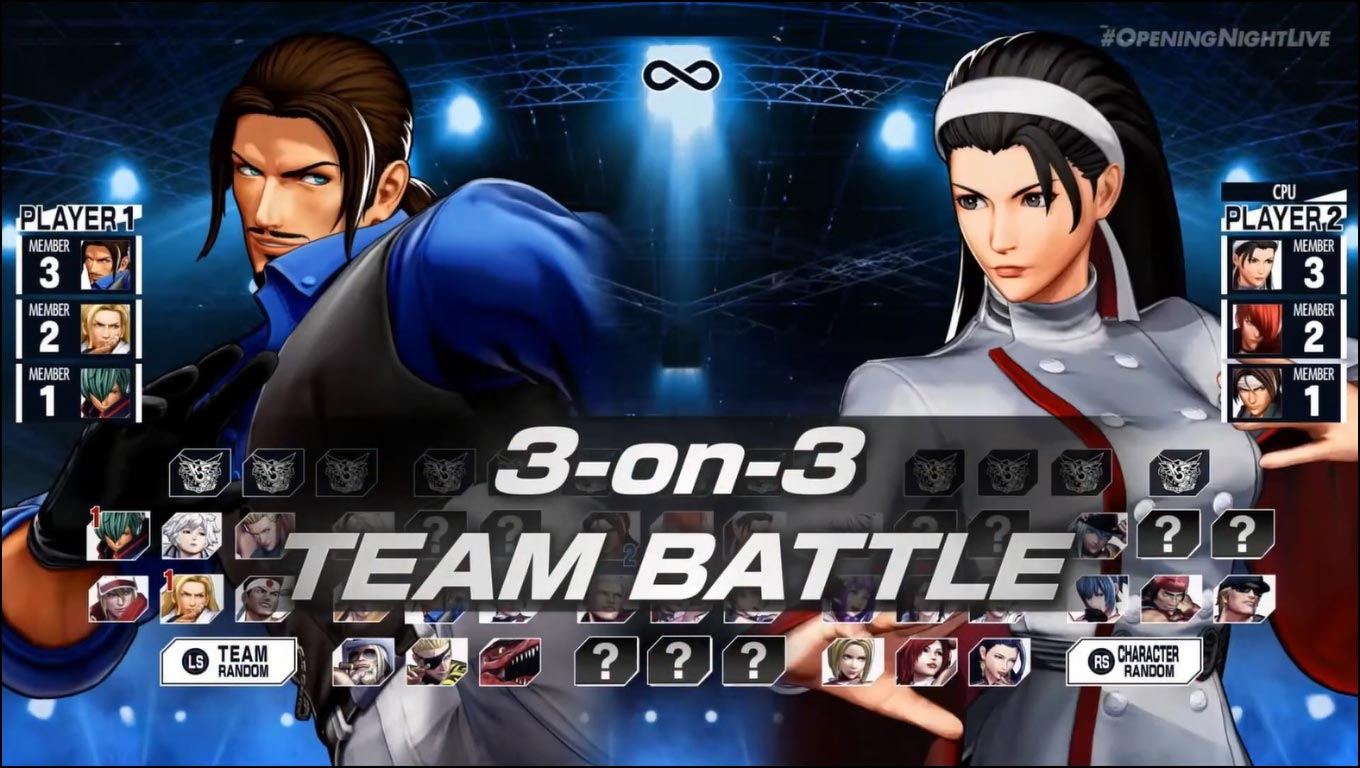 King of Fighters 15 reveals 10 out of 12 image gallery