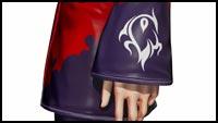 Ash Crimson trong King of Fighters 15 hình ảnh # 4