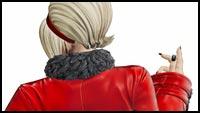 Ash Crimson trong King of Fighters 15 hình ảnh # 5