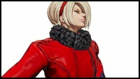Ash Crimson trong King of Fighters 15 Pic # 6