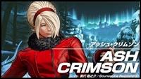 Ash Crimson trong King of Fighters 15 hình ảnh # 7