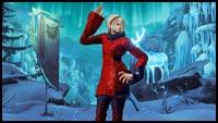 Ash Crimson trong King of Fighters 15 hình ảnh # 11
