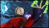 Ash Crimson trong King of Fighters 15 hình ảnh # 12