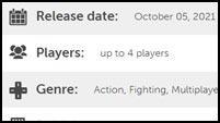 Nickelodeon All-Star Brawl release date image #1