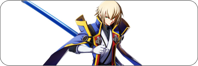 Jin BlazBlue Chrono Phantasma Moves, Combos, Strategy Guide