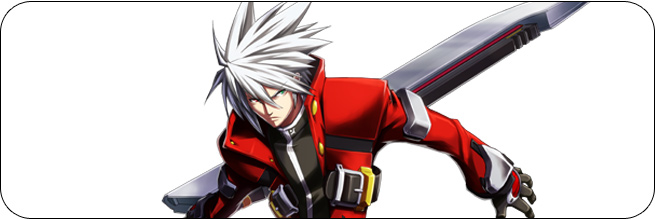 Ragna BlazBlue Chrono Phantasma Moves, Combos, Strategy Guide