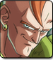 Android 16 in Dragon Ball FighterZ