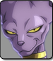 Beerus in Dragon Ball FighterZ