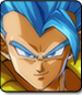 Gogeta in Dragon Ball FighterZ