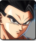 Adult Gohan in Dragon Ball FighterZ