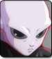 Jiren in Dragon Ball FighterZ