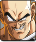 Nappa in Dragon Ball FighterZ