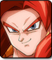 SS4 Gogeta in Dragon Ball FighterZ
