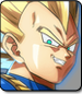 Vegeta in Dragon Ball FighterZ