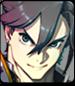 Hayate in Fighting EX Layer