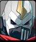 Shadowgeist in Fighting EX Layer