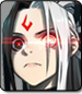 Shirase in Fighting EX Layer
